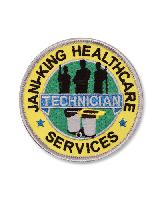 Technician Patch<br>Pack of 5